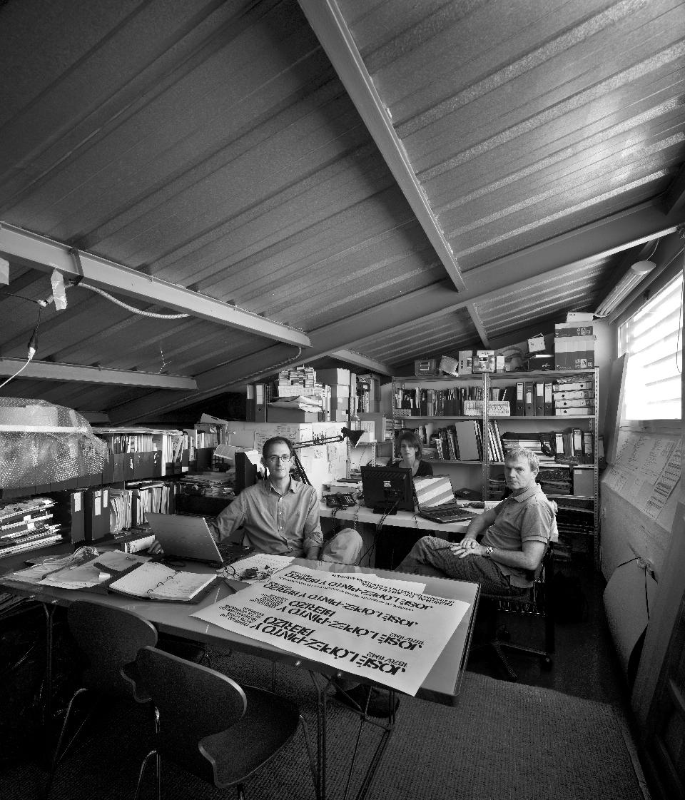 Workspace Atxu Amann